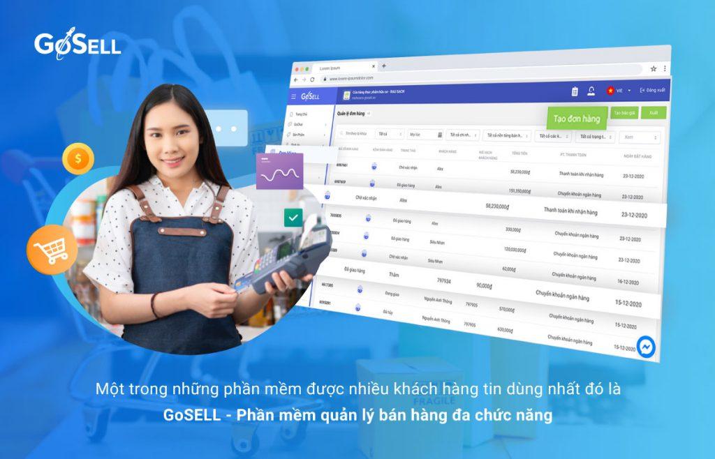 Sử dụng công cụ, phần mềm quản lý kinh doanh online