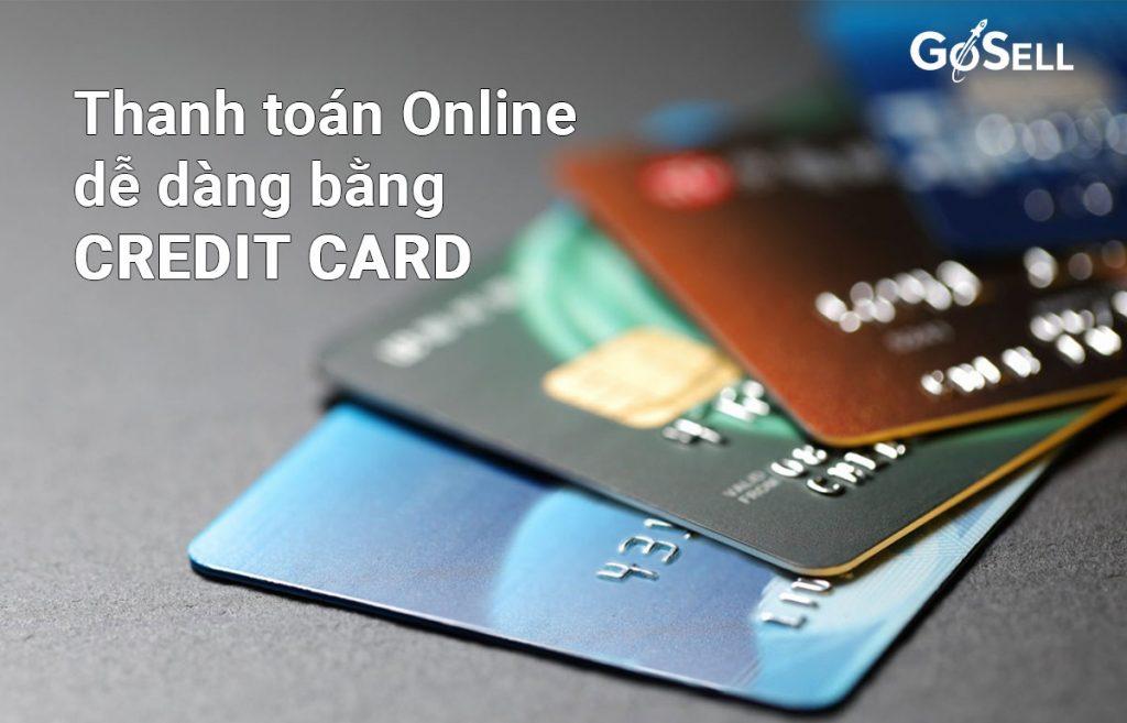 Thanh toán Online thông qua Credit card