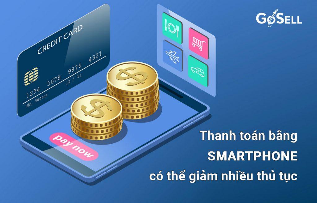 Thanh toán bằng Smartphone