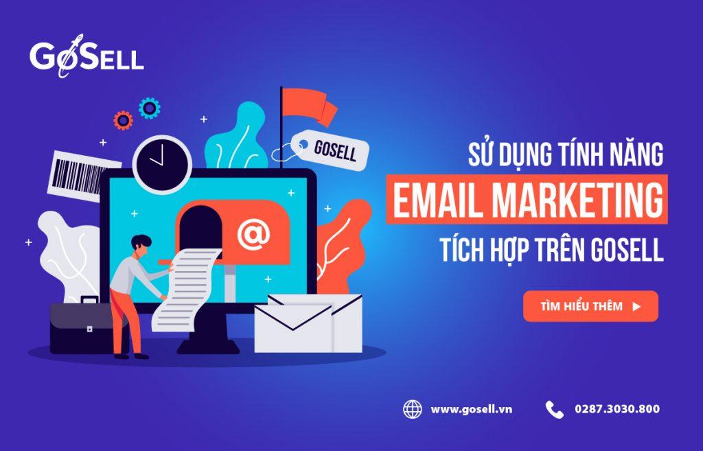 Email thành công với GoSELL