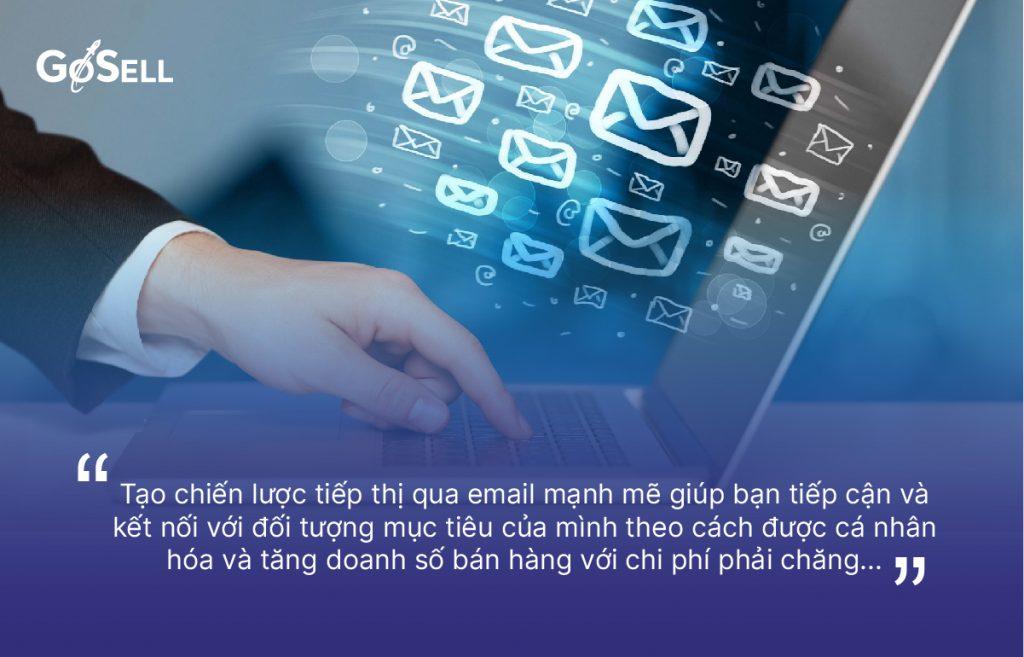Tại sao doanh nghiệp nên sử dụng Email marketing