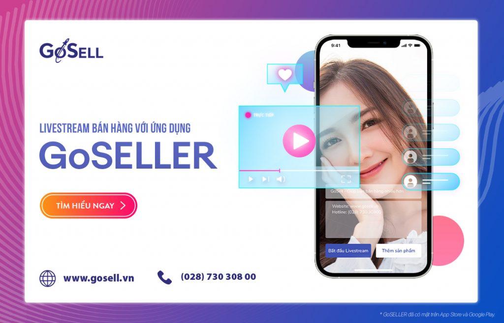 Tự tạo app bán hàng riêng và livestream trên app của mình