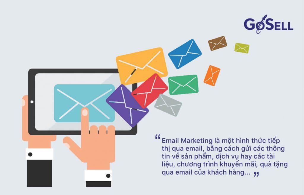 Email marketing khác với việc spam email