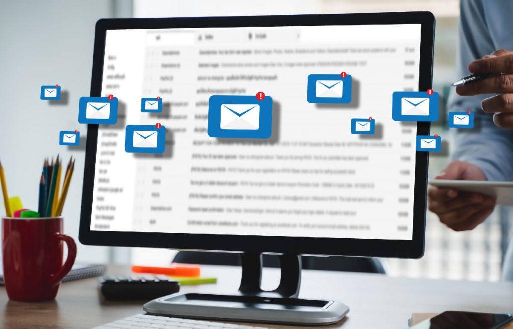 Chi phí dành cho Email marketing thấp so với các hình thức marketing khác