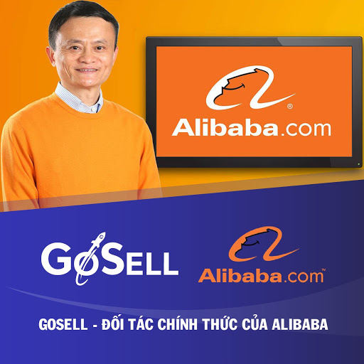 GoSELL là đối tác thành viên của Alibaba