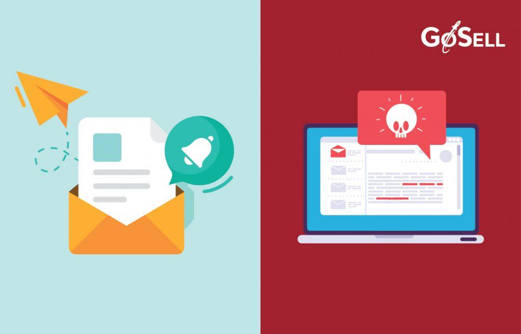Phân biệt Email Marketing và Email Spam