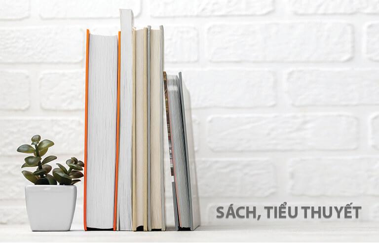 Sách, tiểu thuyết