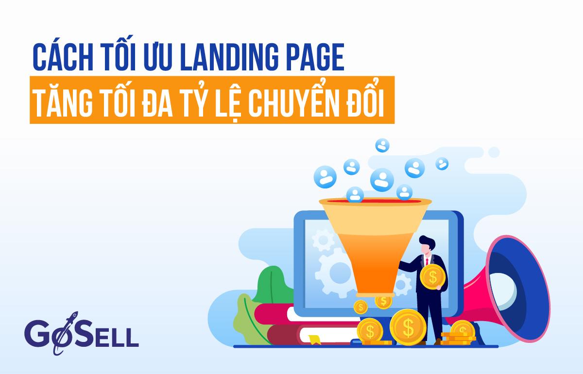 Tối ưu landing page để tăng tỷ lệ chuyển đổi