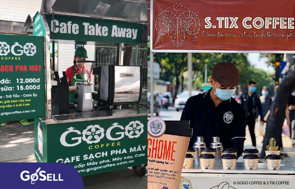 kinh doanh cafe hiệu quả