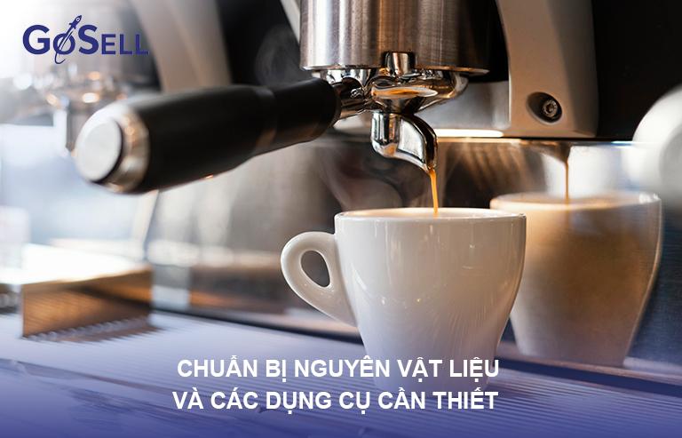 kinh doanh cafe cần những gì
