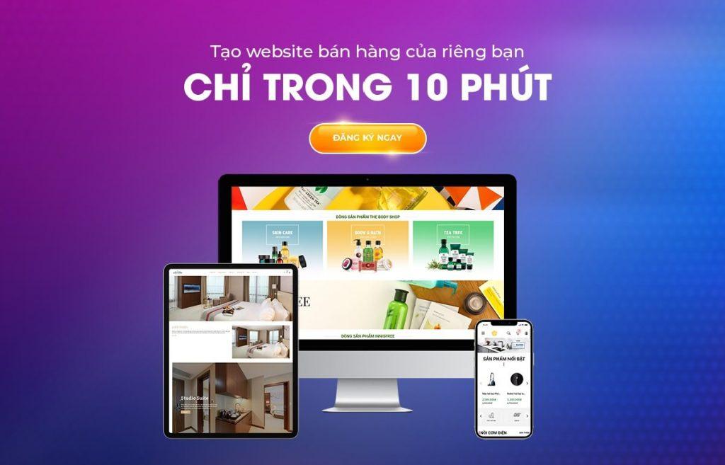 Marketing nhà hàng bằng website