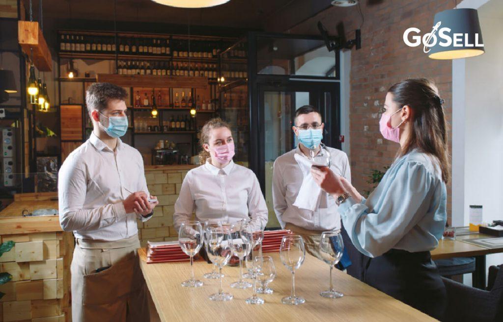 Marketing nhà hàng bằng chất lượng phục vụ
