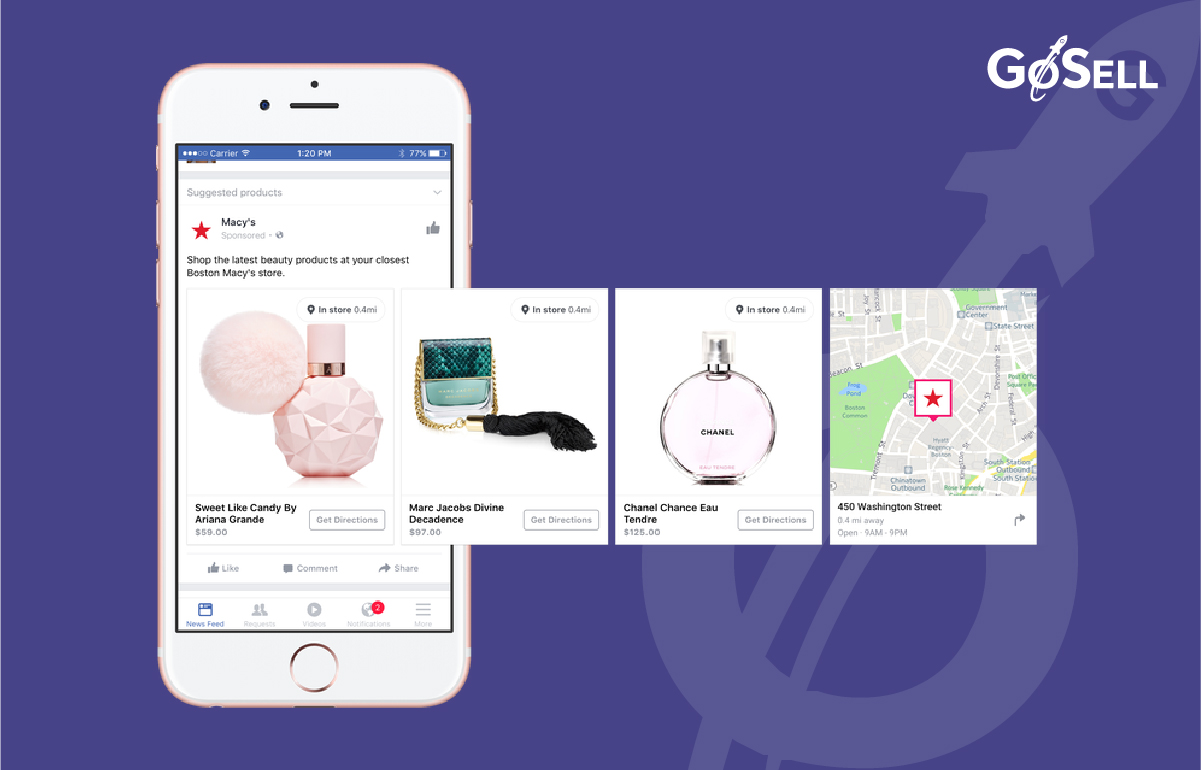 Cách bán hàng online trên Facebook với quảng cáo băng chuyền