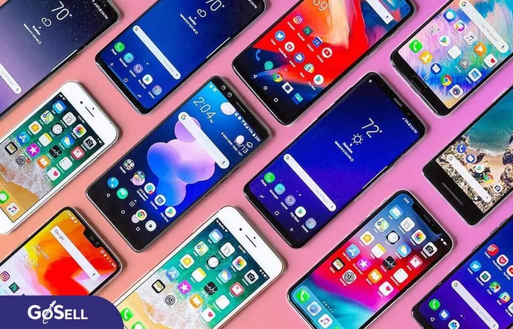 bán hàng online nên bán gì? bán điện thoại di động và phụ kiện