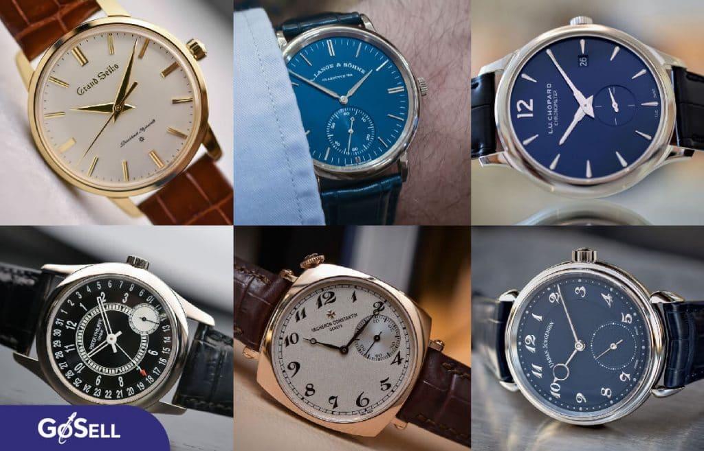 bán hàng online nên bán gì? nên bán đồng hồ