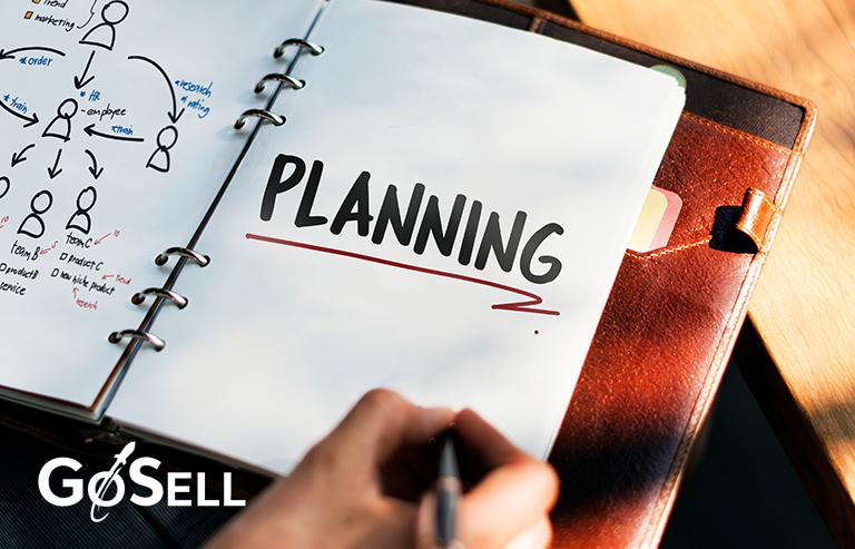 Lên kế hoạch thiết kế website bán hàng