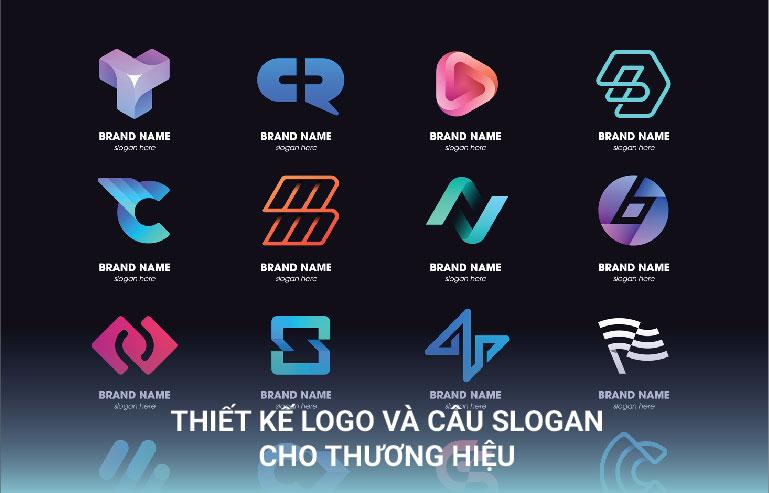 Thiết kế logo thương hiệu doanh nghiệp