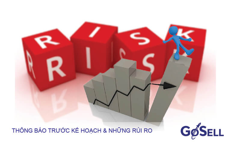 Thông báo về những rủi ro
