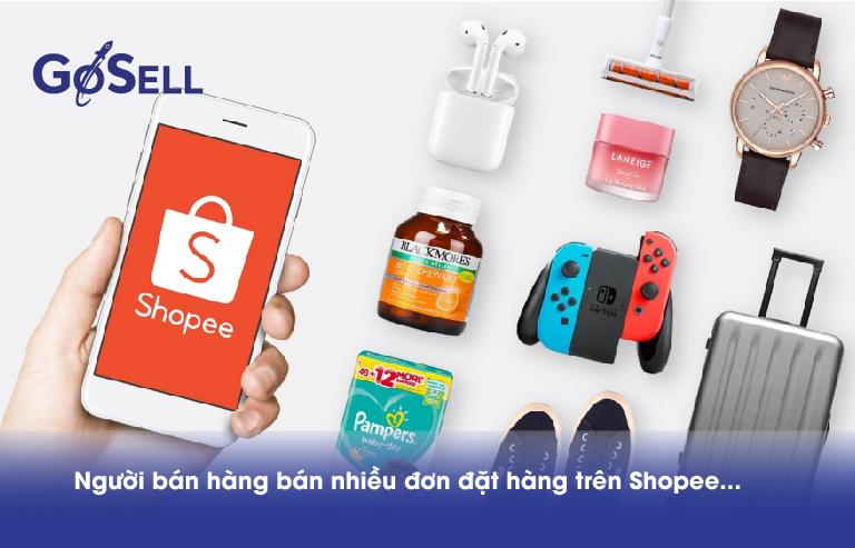 Xác nhận đơn hàng trên Shopee