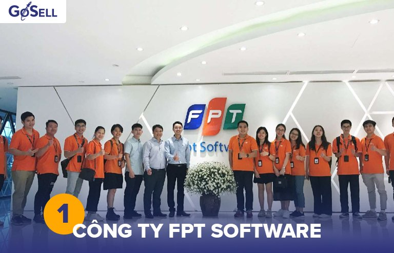 Công ty thiết kế app FPT Software