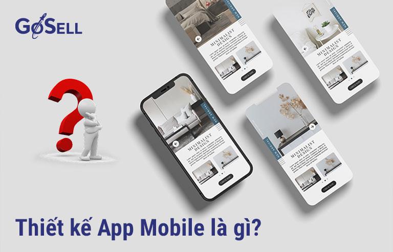 Giá thiết kế app