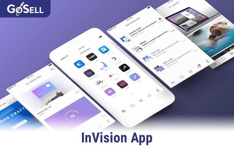 Phầm mềm thiết kế app trên điện thoại