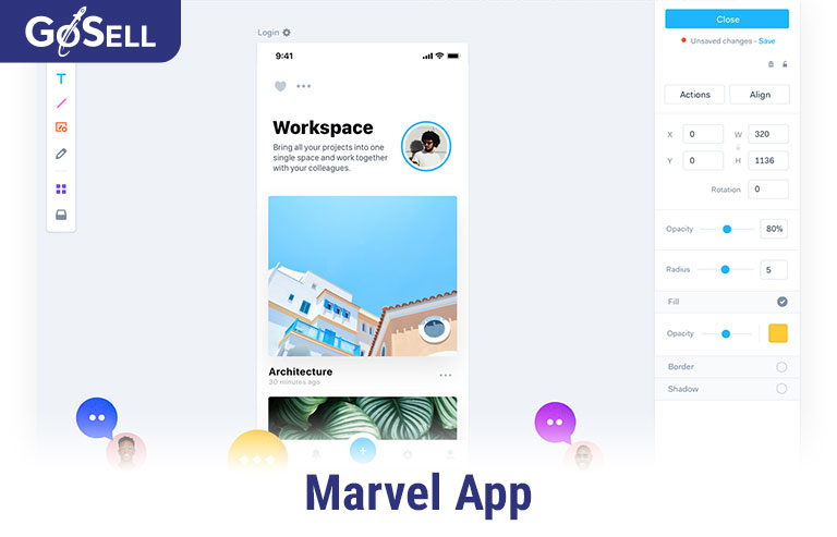 Phần mềm làm app mobile