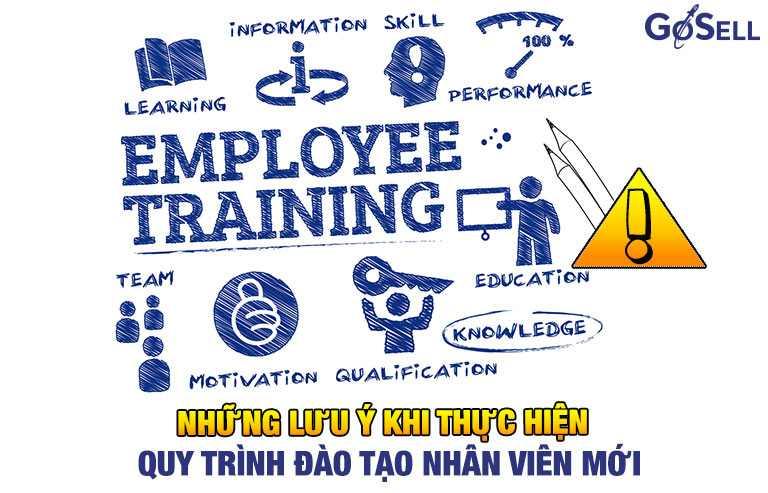 Quy trình đào tạo nhân viên 3