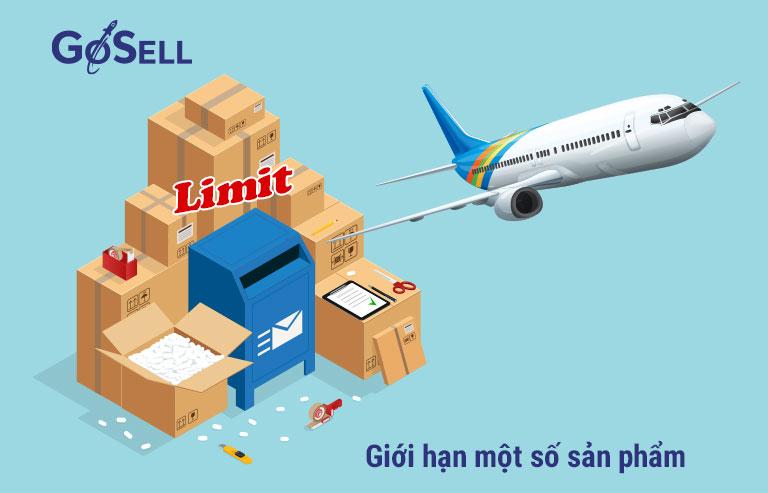 Xuất khẩu hàng hóa bằng đường hàng không 13