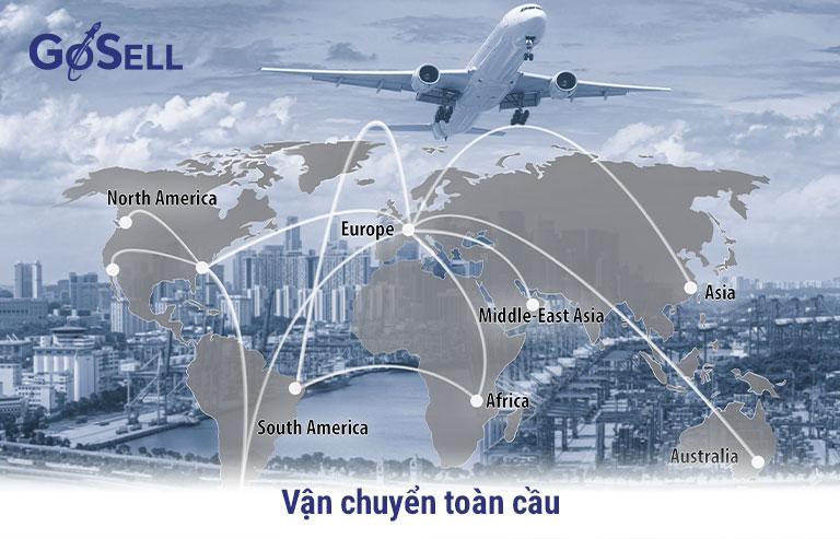Xuất khẩu hàng hóa bằng đường hàng không 2