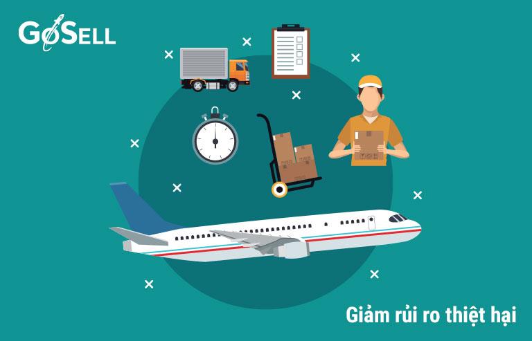 Xuất khẩu hàng hóa bằng đường hàng không 3