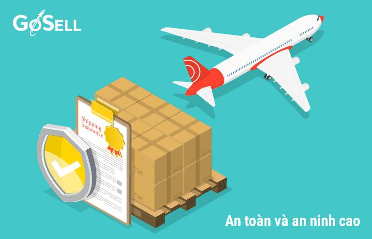 Xuất khẩu hàng hóa bằng đường hàng không 4