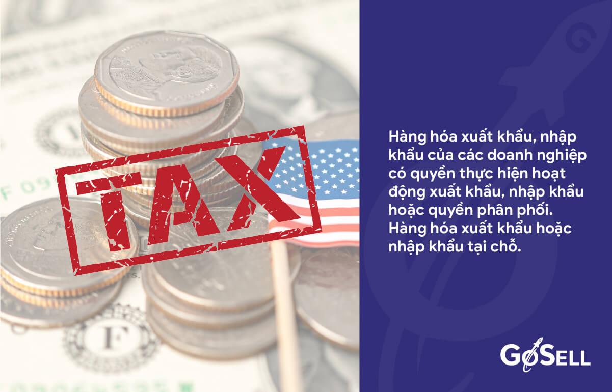 Đối tượng phải nộp thuế xuất nhập khẩu