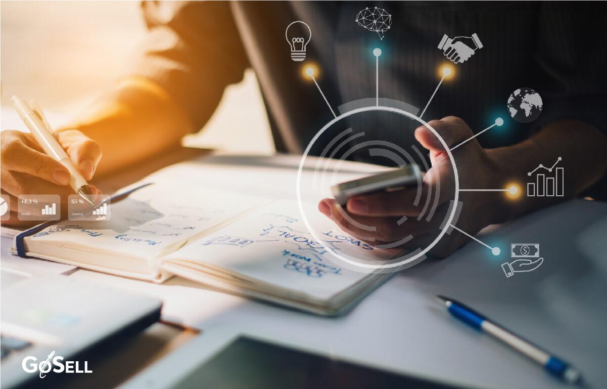 Tìm kiếm khách hàng và tiếp thị thông minh