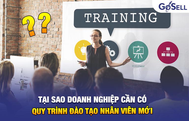 Quy trình đào tạo nhân viên mới 2