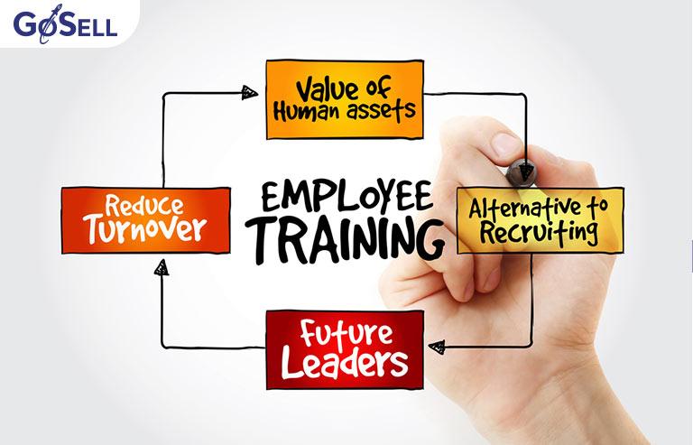 Quy trình đào tạo nhân viên mới 5