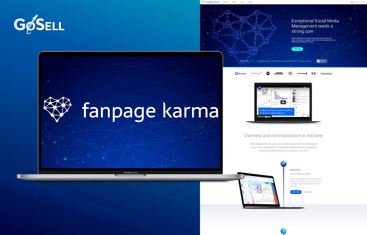 Phần mềm quản lý Fanpage 3