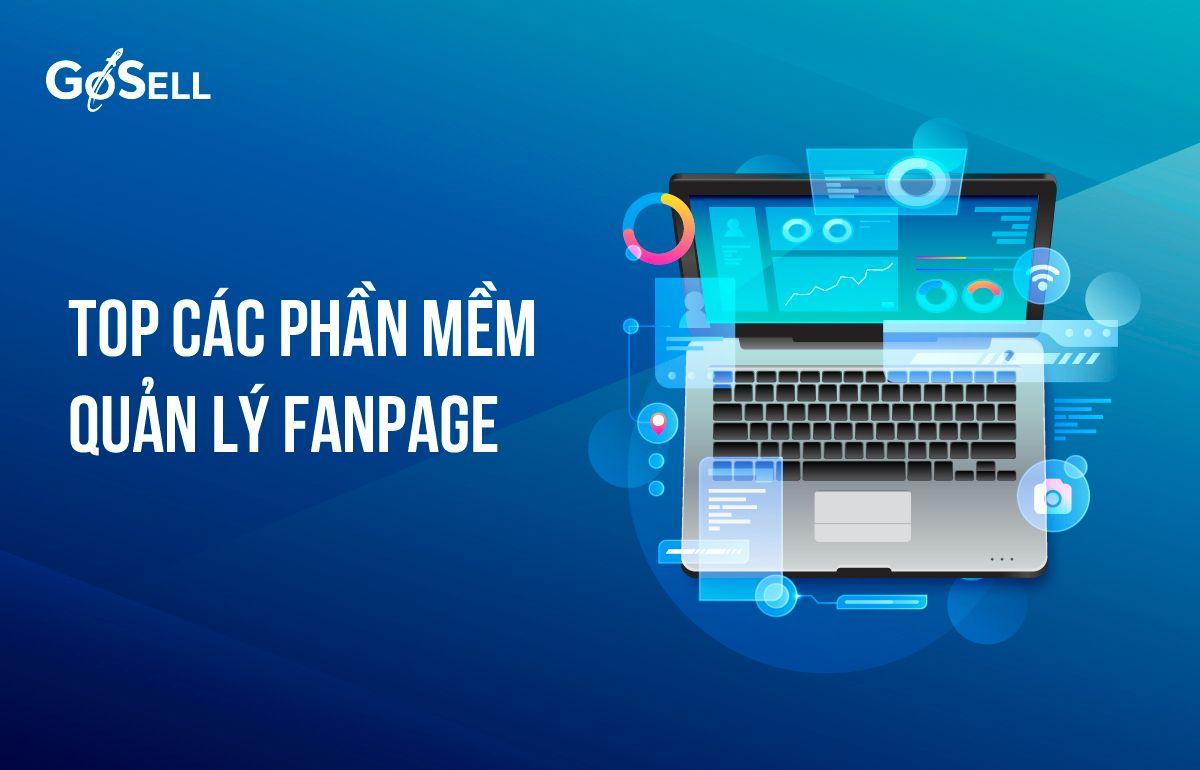 Phần mềm quản lý Fanpage