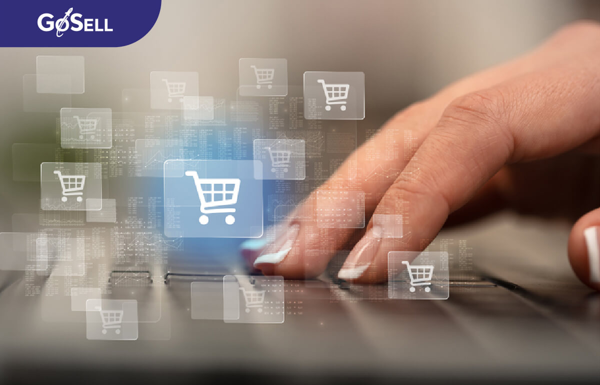 Tính năng giỏ hàng khi làm website bán hàng online