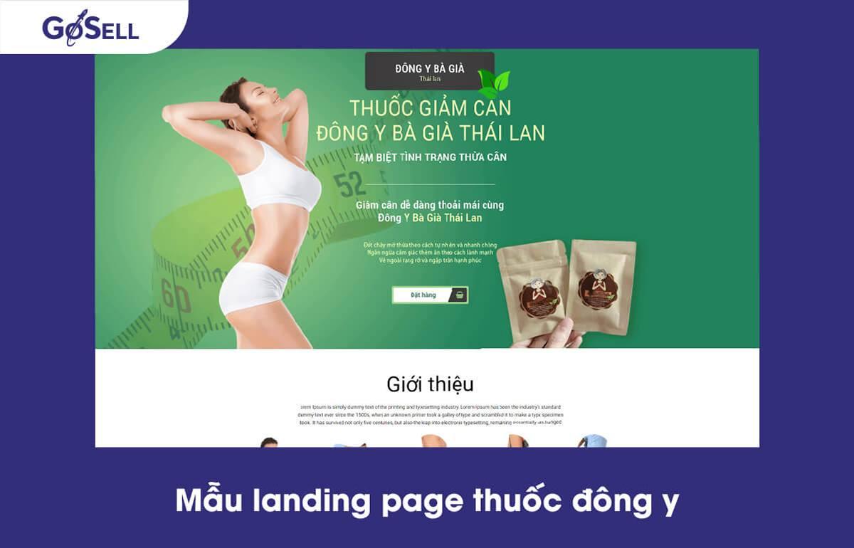 Landing Page bán hàng 8