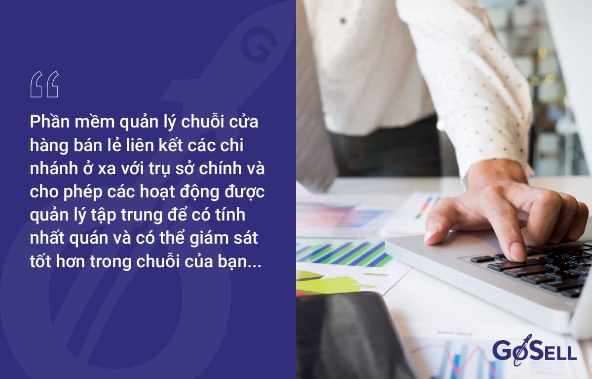 Quá trình quản lý tập trung và chuyên nghiệp