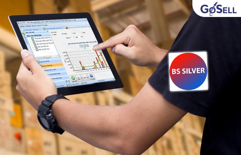 Phần mềm quản lý kho hàng miễn phí 6