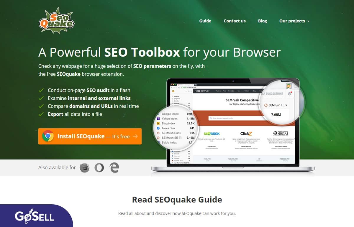 Công cụ kiểm tra tối ưu hóa website