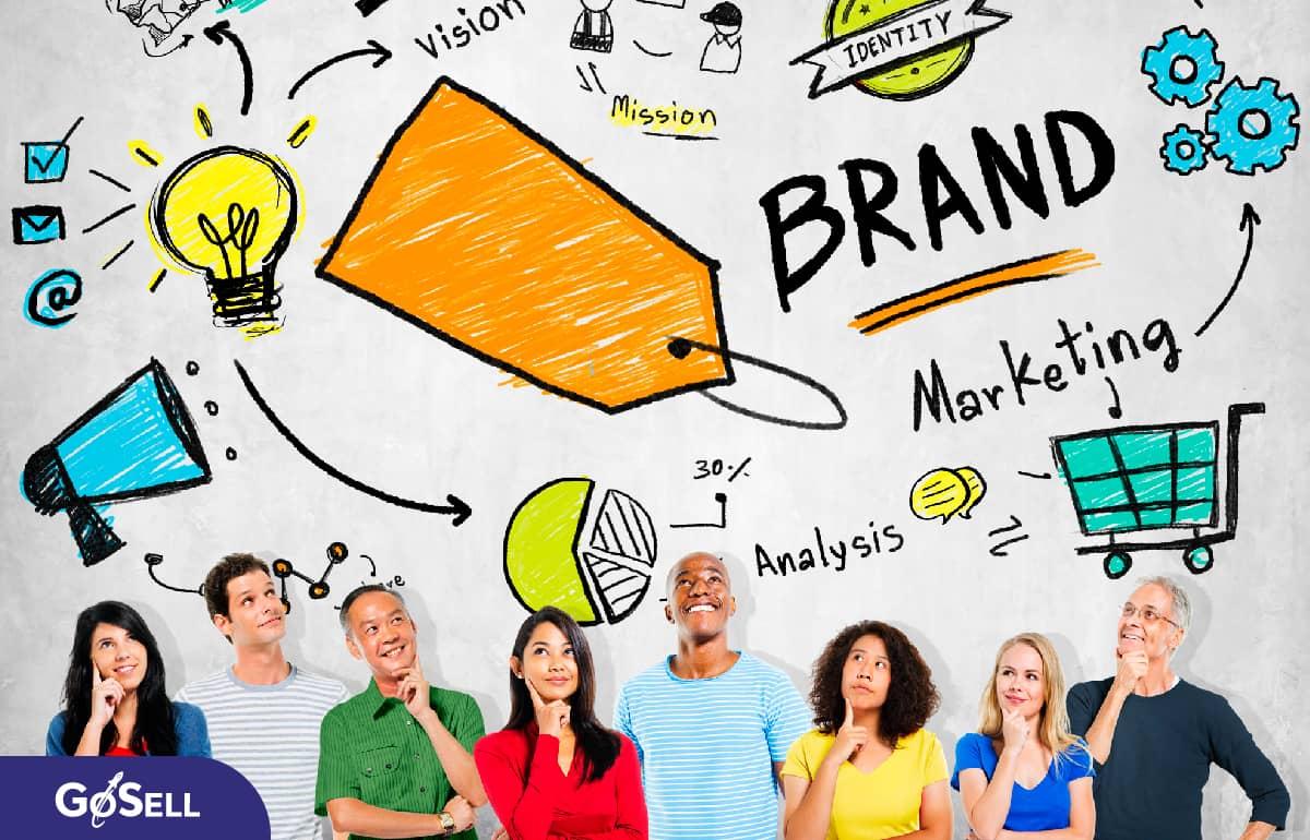 Xây dựng và củng cố hình ảnh thương hiệu