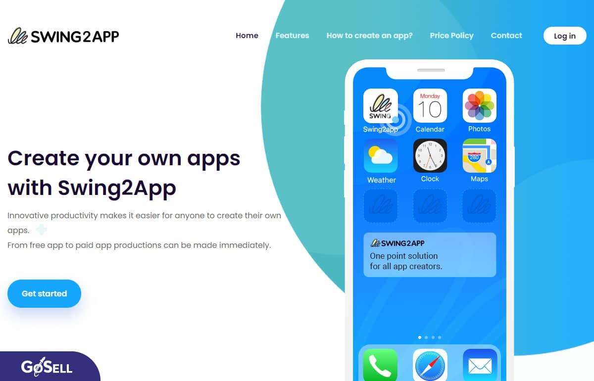 Thiết kế app miễn phí 2