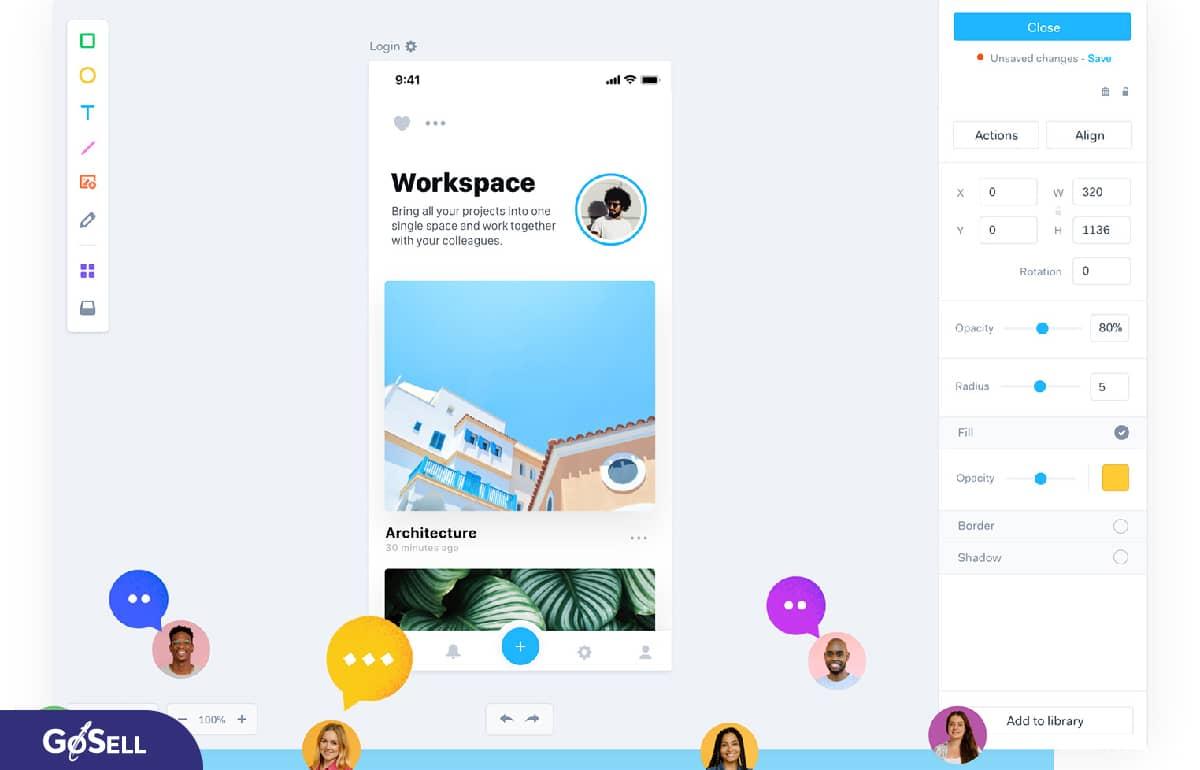 Thiết kế app miễn phí 5