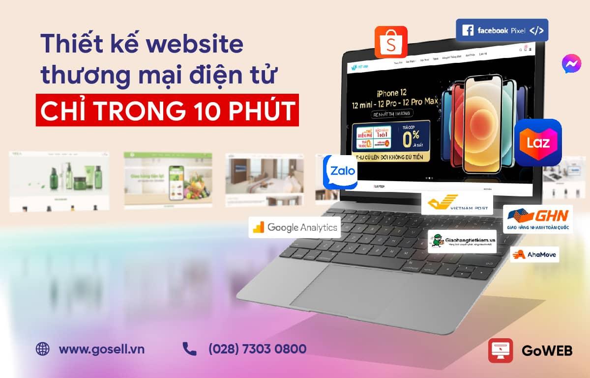 Thiết kế web bán hàng trực tuyến 5